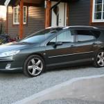 Peugeot407 SW 2,2 HDI 170 hk Biturbo